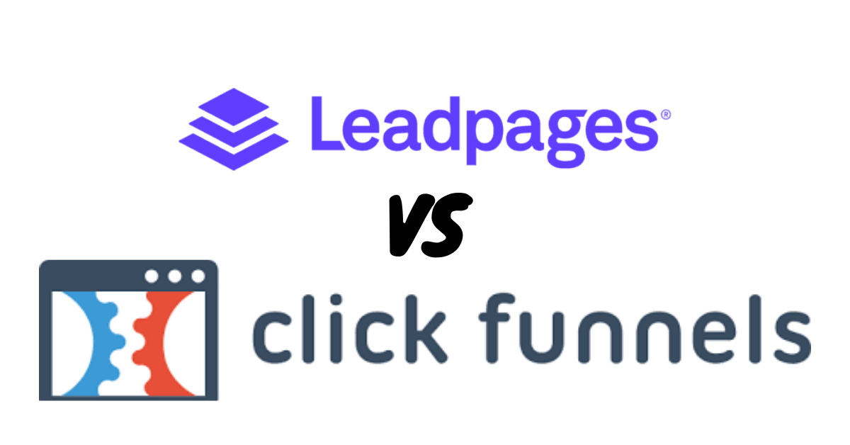 Leadpages ClickFunnels